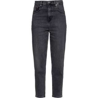 Tommy Hilfiger Straight Fit Jeans Damen aries black com
