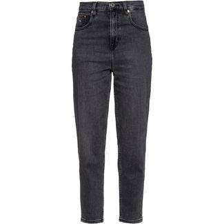 Tommy Hilfiger Straight Fit Jeans Damen aries black com