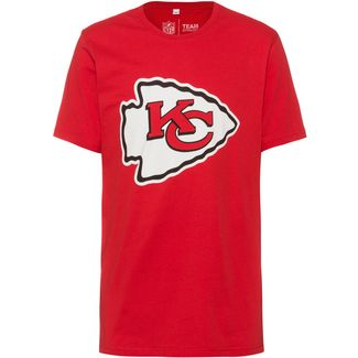 Fanatics Kansas City Chiefs T-Shirt Herren red