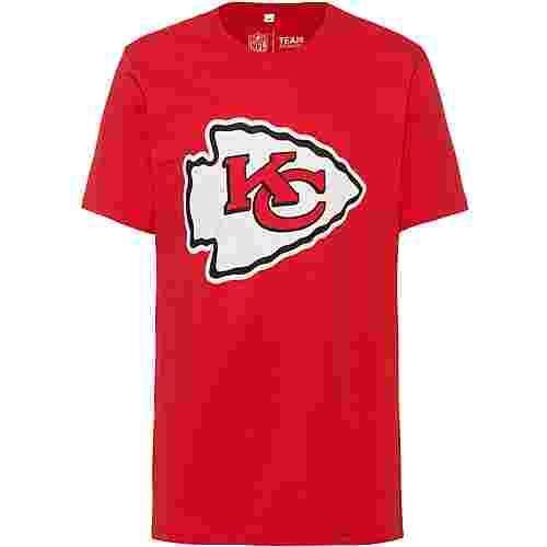 Fanatics Kansas City Chiefs T-Shirt Herren red