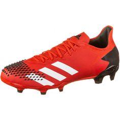 adidas PREDATOR 20.2 FG Fußballschuhe active red