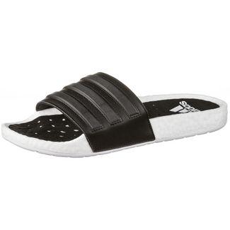 adidas Adilette Boost Badelatschen Herren ftwr white-core black-ftwr white