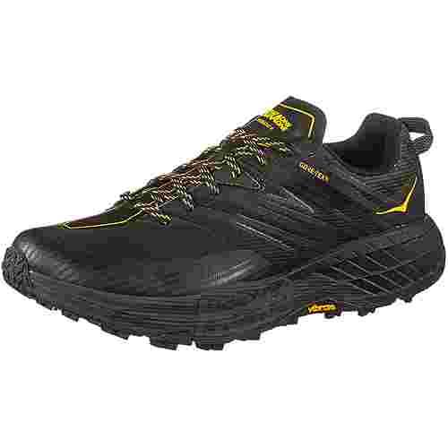 Hoka One One GTX® SPEEDGOAT 4 Trailrunning Schuhe Herren anthracite dark gull grey