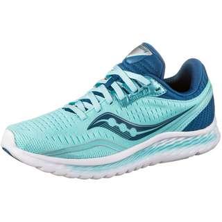 Saucony Kinvara 11 Laufschuhe Damen aqua-blue