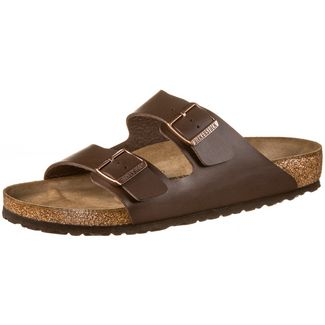 Birkenstock Arizona Sandalen Herren dark brown