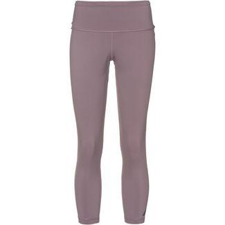 adidas Plus Size Tights Damen legacy purple