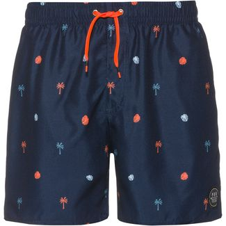 Protest Badeshorts Herren ground blue