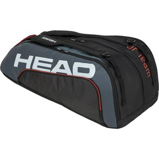HEAD Tour Team 12R Monstercombi Tennistasche schwarz
