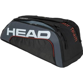 HEAD Tour Team 9R Supercombi Tennistasche schwarz