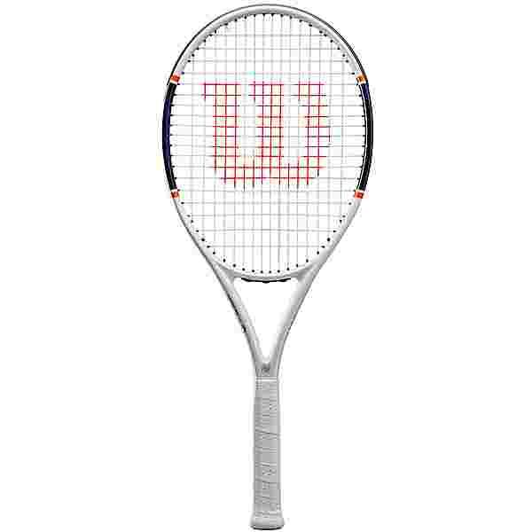 Wilson Roland Garros Triumph Tennisschläger white