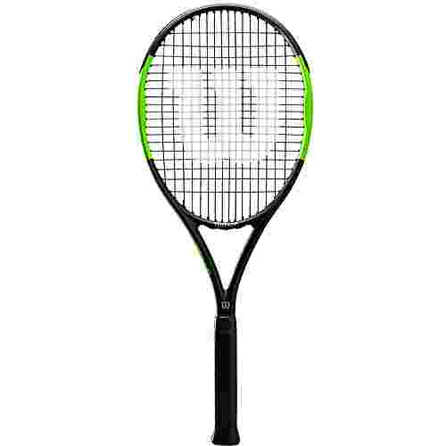 Wilson Blade Feel 100 Tennisschläger black-green