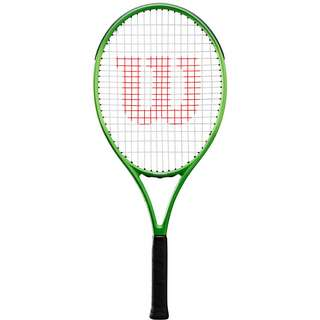 Wilson Blade Feel 25 Tennisschläger Kinder green