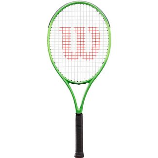 Wilson Blade Feel 26 Tennisschläger Kinder green