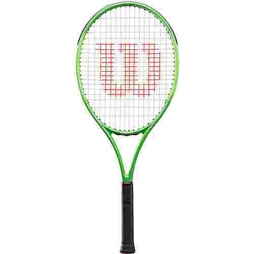 Wilson Blade Feel 26 Tennisschläger Kinder green