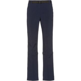 CMP Zipphose Damen BLACK BLUE