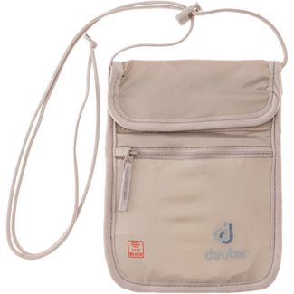Deuter Security Wallet II RFID BLOCK Geldbeutel sand