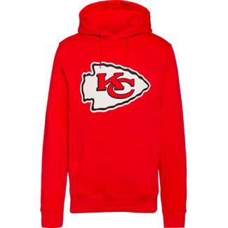 Fanatics Kansas City Chiefs Hoodie Herren red