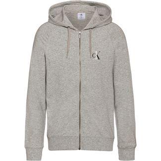 Calvin Klein Hoodie Herren grey heather