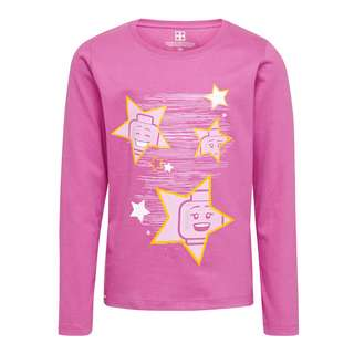 Lego Wear Langarmshirt Kinder Light Purple