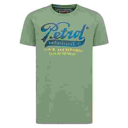 Petrol Industries T-Shirt Kinder Light Pine
