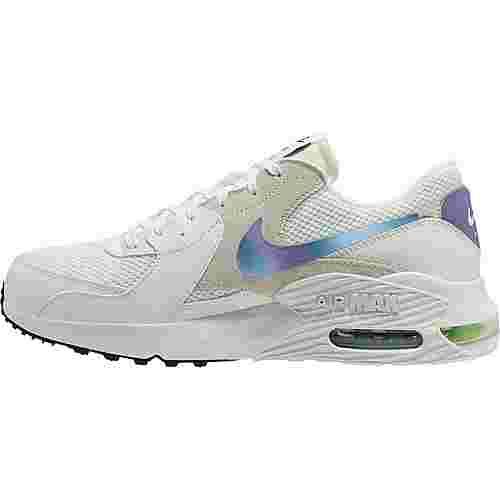 Nike Air Max Excee Sneaker Herren summit white-white-platinum tint-black