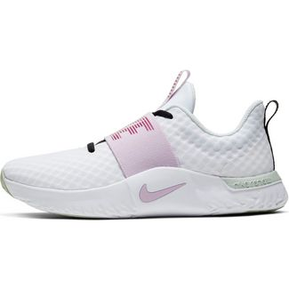 Nike Renew In-Season Trainer 9 Fitnessschuhe Damen white-iced lilac-black-noble red