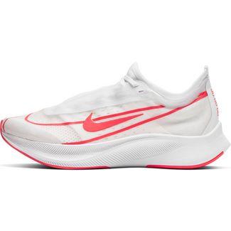 Nike Zoom Fly 3 Laufschuhe Damen white-laser crimson-mtlc summit wht