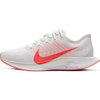 Nike Zoom Pegasus Turbo 2 Laufschuhe Damen platinum tint-laser crimson-white
