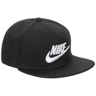 Nike Pro Futura 4 Cap Kinder schwarz / weiß