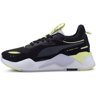 PUMA RS-X Reinvent Sneaker Damen puma black-purple heather