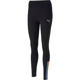 PUMA Celebration Leggings Damen cotton black