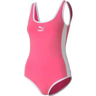 PUMA Classics T7 Bodysuit Damen bubblegum