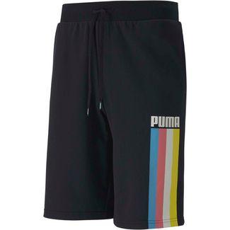 PUMA Celebration Trainingshose Herren cotton black