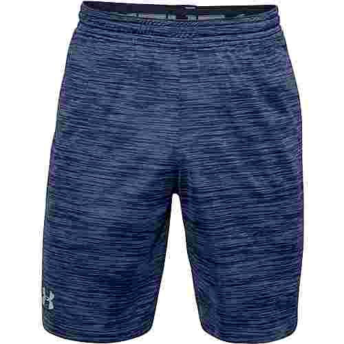 Under Armour MK1 Funktionsshorts Herren blue ink