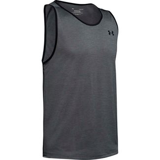 Under Armour Tech 2.0 Tanktop Herren pitch gray