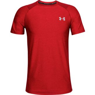 Under Armour MK1 Funktionsshirt Herren cordova