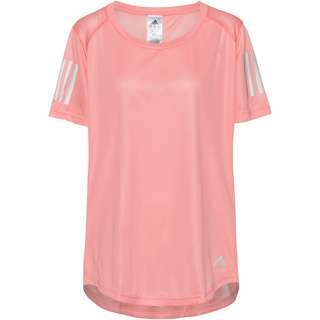 adidas Plus Size Funktionsshirt Damen glory pink