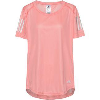 adidas Plus Size Funktionsshirt Damen glory pink
