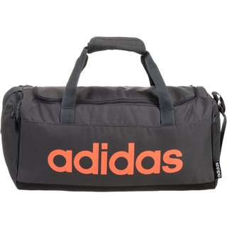 adidas LIN DUFFLE S Sporttasche Kinder grey six