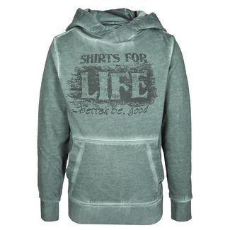 Shirts for Life PHILIPP JUNIOR Hoodie Kinder forest