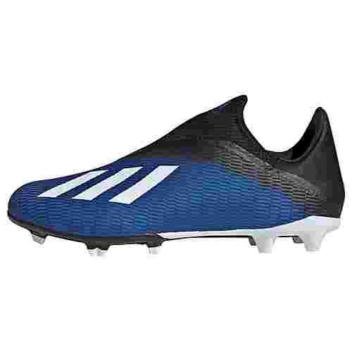adidas X 19.3 FG Fußballschuh Fußballschuhe Herren Royal Blue / Cloud White / Core Black