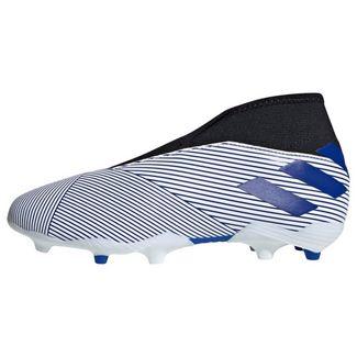 adidas Fußballschuhe Kinder Cloud White / Team Royal Blue / Core Black