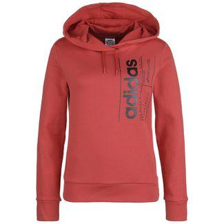 adidas Sport ID Overhead Hoodie Damen weinrot dunkelrot im Online Shop von SportScheck kaufen