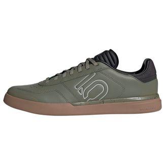 adidas Five Ten Sleuth DLX Mountainbiking-Schuh Fahrradschuhe Herren Grey Two / Legacy Green / Grey Two