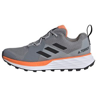 adidas TERREX Two Trailrunning-Schuh Laufschuhe Damen Grey Three / Core Black / Amber Tint