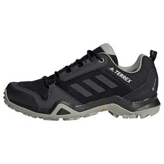 adidas GTX® TERREX AX3 GORE-TEX Wanderschuh Wanderschuhe Damen Core Black / Dgh Solid Grey / Metal Grey
