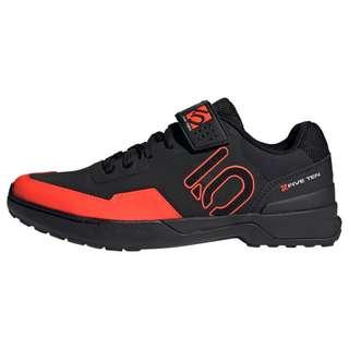 adidas Five Ten Kestrel Lace Schuh Fahrradschuhe Herren Core Black / Solar Red / Grey Two