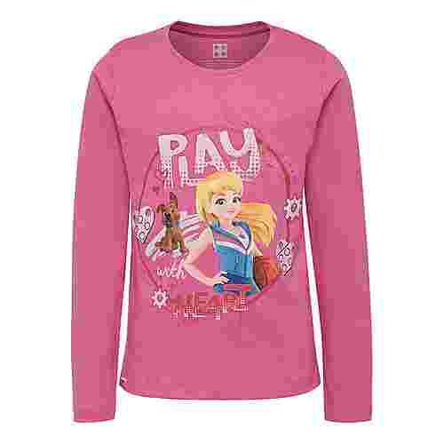Lego Wear Langarmshirt Kinder Pink