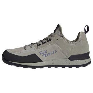 adidas Five Ten Five Tennie Schuh Wanderschuhe Herren Sesame / Tech Purple / Feather Grey
