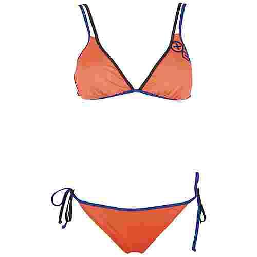 Chiemsee Bikini Bikini Set Damen fiery coral